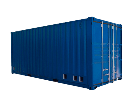 20ft Standard Shipping Container Van